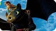 Игра Как Приручить Дракона 9: Пазл — Для Детей