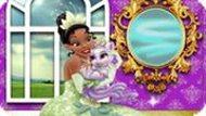 Игра Королевские Питомцы 2: Принцесса Тиана И Лили