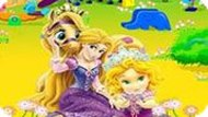 Игра Королевские Питомцы 8: Маленькая Рапунцель И Пони