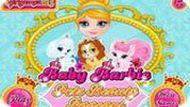 Игра Королевские Питомцы Барби