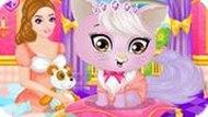 Игра Королевские Питомцы Принцесс Диснея
