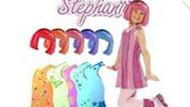 Игра Лентяево 7: Одевалка Стефани — Для Девочек