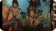 Игра Приключения Робин Гуда — Бродилка