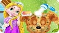 Игра Пушистые Истории 8: Собачка Рапунцель