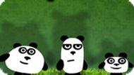 Игра Три Панды 4: Бродилка