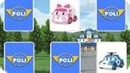 Игра Робокар Поли 2: Тренировка Памяти