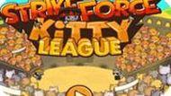 Игра Ударный Отряд Котят 4: Лига Воинов-Чемпионов