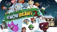 Игра Удивительный Мир Гамбола: Снежная Битва — Драки