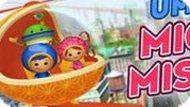 Игра Умизуми 10: Миссии В Уми Сити