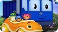 Игра Умизуми 4: Гонки На Машине