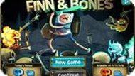 Игра Время Приключений: Фин И Кости