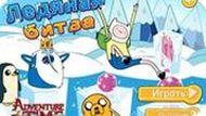Игра Время Приключений: Ледяная Битва