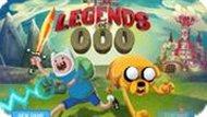 Игра Время Приключений: Легенды Ооо