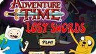 Игра Время Приключений: Потерянный Меч