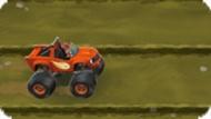 Игра Вспыш И Чудо Машинки 3: Гонка-Бродилка
