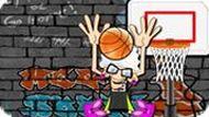 Игра Злая Бабушка 4: Баскетбол