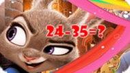 Игра Зверополис: Математика