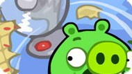 Игра Bad Piggies 2016