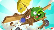 Игра Bad Piggies 5: Когда Свиньи Полетят