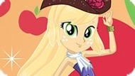 Игра Девушки Эквестрии 10: Мисс Честность – Эпплджэк