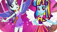 Игра Девушки Эквестрии: Модные Соперники