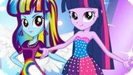 Игра Девушки Эквестрии: Модный Конкурс