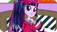 Игра Девушки Эквестрии: Прижамная Вечеринка Твайлайт Спаркл