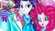 Игра Девушки Эквестрии: Вечеринка