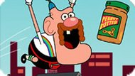 Игра Дядя Деда 5: Полет За Арахисовым Маслом