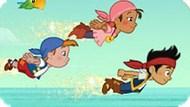 Игра Джейк И Пираты 10: Летное Приключение