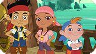 Игра Джейк И Пираты 9: Гонка