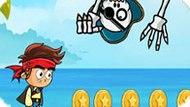Игра Джейк И Пираты Нетландии 2: Побег