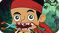 Игра Джейк И Пираты Нетландии 5: Лечить Зубы