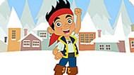 Игра Джейк И Пираты Нетландии 6: На Лыжах