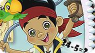 Игра Джейк И Пираты Нетландии 7: Математическая Викторина