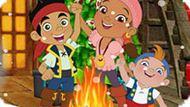 Игра Джейк И Пираты Нетландии 8: Новый Год