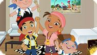 Игра Джейк И Пираты: Переделка Комнаты