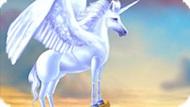 Игра Единорог С Крыльями