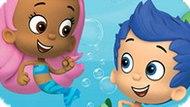 Игра Гуппи И Пузырики Пазл 7: Гил И Молли