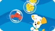 Игра Гуппи И Пузырьки 10: Пузырек Собирает Ракушки