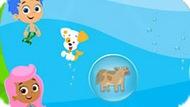 Игра Гуппи И Пузырьки: Подводная Игра