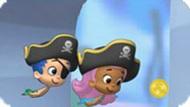 Игра Гуппи И Пузырьки: Поиски Сокровищ — Бродилка