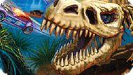 Игра Хот Вилс В Мире Динозавров