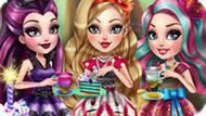 Игра Эвер Афтер Хай: Чайная Вечеринка