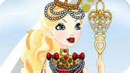 Игра Эвер Афтер Хай: День Наследия Эппл Вайт — Одевалка
