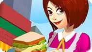 Игра Кафе: Сендвичи От Норы