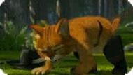 Игра Кот В Сапогах 3: Бросай Шерстью