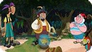 Игра Крюк Угадывает Пирата