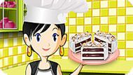 Игра Кухня Сары 10: Торт-Мороженое
