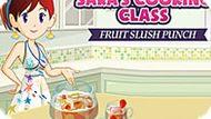 Игра Кухня Сары 2: Фруктовый Пунш